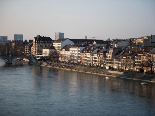 From Bern to Basel and Colmar