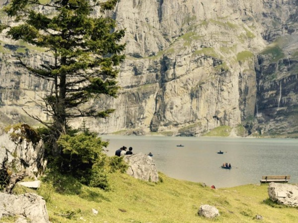 Fishing Tour in Swiss Alps