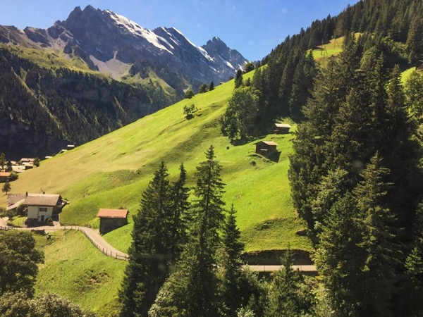 Private trip to discover the Swiss Alps