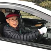 Private tour guide Mitsuyuki