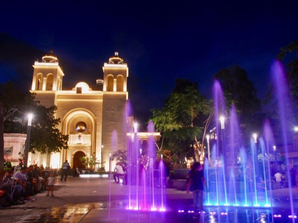 The Best of San Salvador: City and Volcano