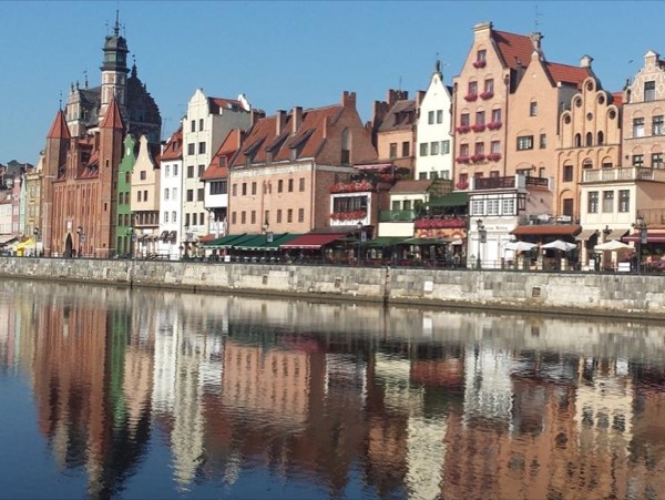 Gdansk Old Town Walking Tour