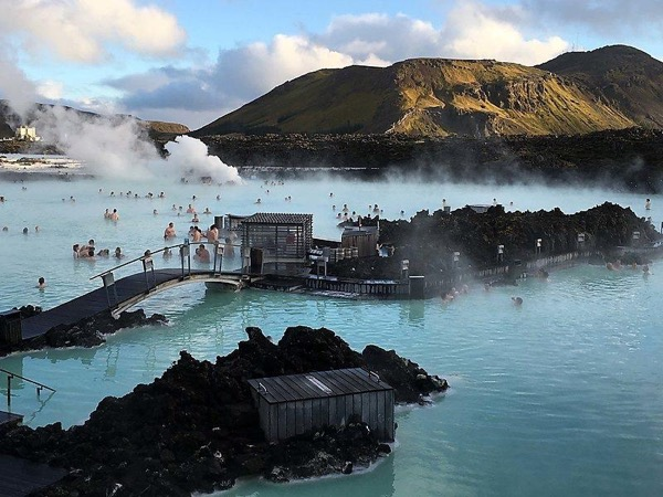 The Blue Lagoon and Reykjanes tour