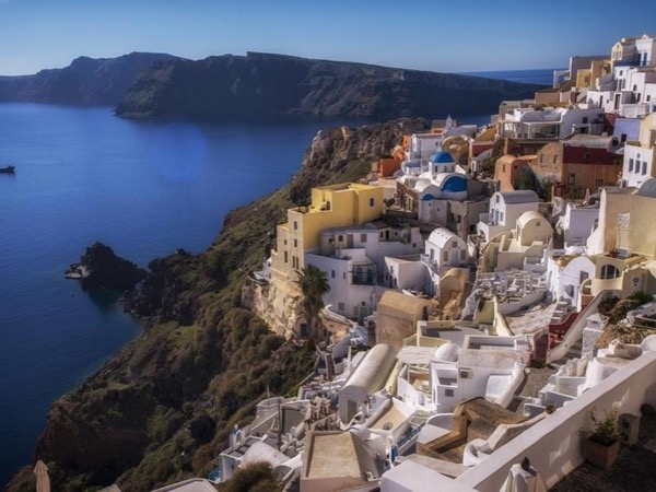 Highlights Tour of Santorini