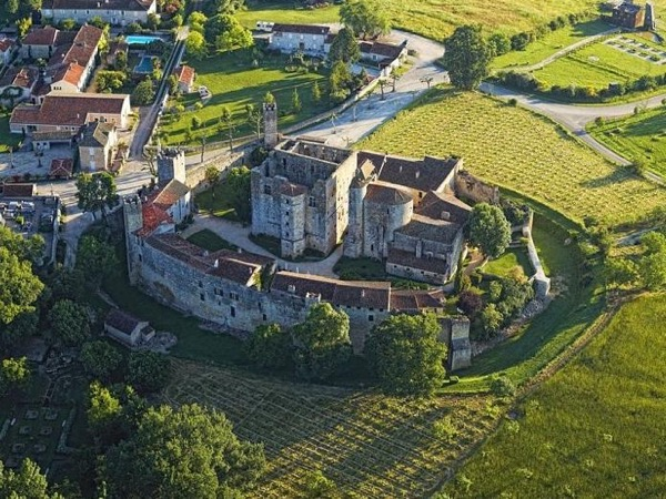 Fortified Gers in the Heart of Gascony