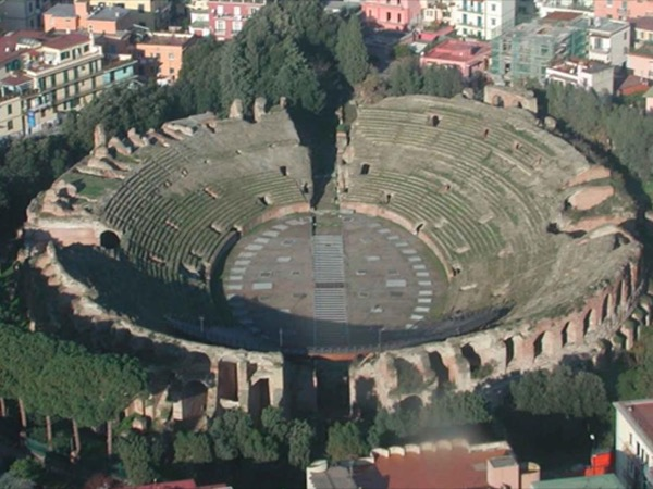 Private Tour from Naples to Phlegrean Fields, Pozzuoli, and Cuma