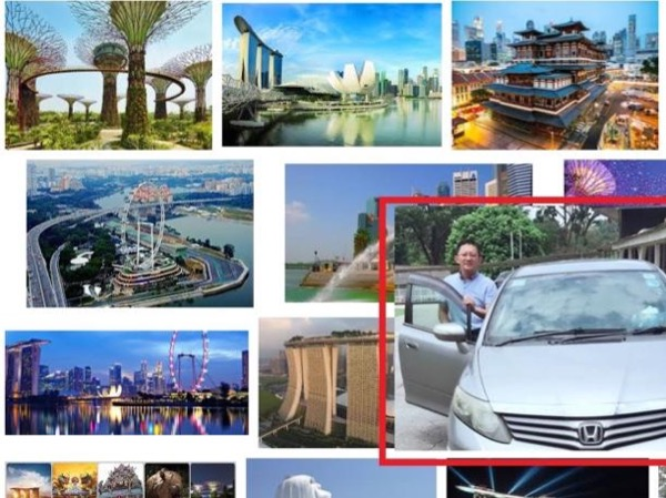 Sightseeing Singapore Drive by Car Transport Private Tour