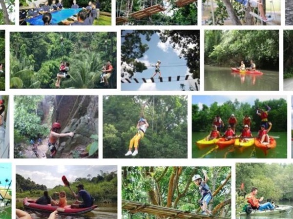 Singapore Adventure Tour by Private Transport
