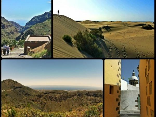 Dunes, Tradition, Caves and Volcanoes