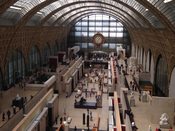 Best of Musee d'Orsay with an art historian.