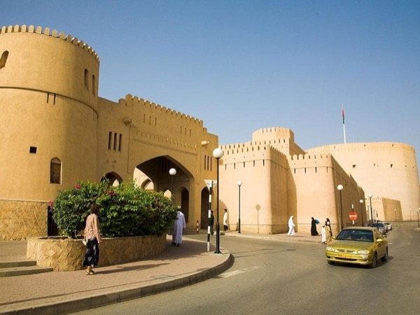 A Day at The Cultural Capital of Oman