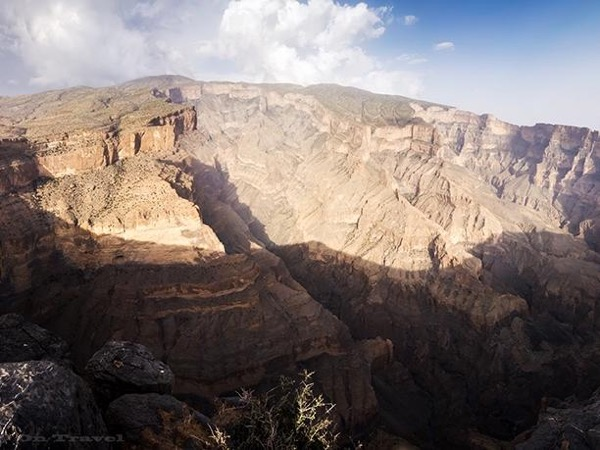 Journey to the Grand Canyon and Ancient Infrastructure of Oman