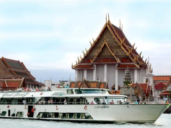 Ayutthaya Private Tour with Grand Pearl Cruise