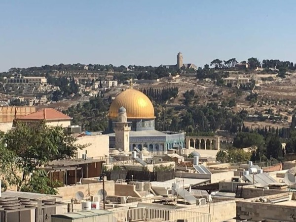 Classic Jerusalem Full-day Tour with Via Dolorosa and Wailing Wall