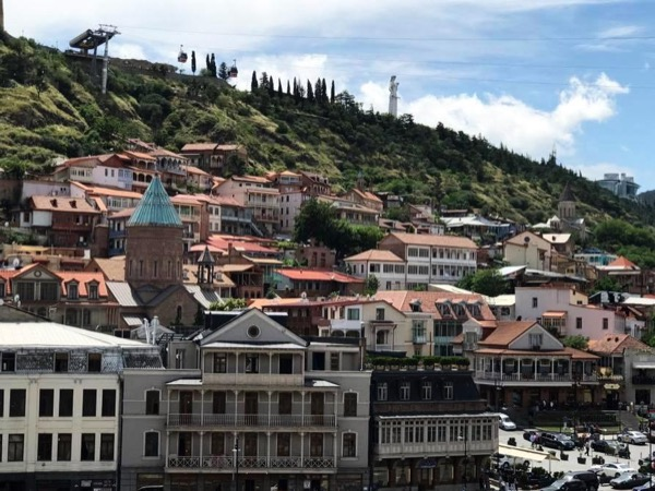Half day Walking Tour in Old Tbilisi