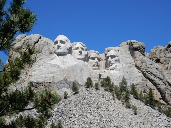 Mount Rushmore, Crazy Horse and Custer State Park