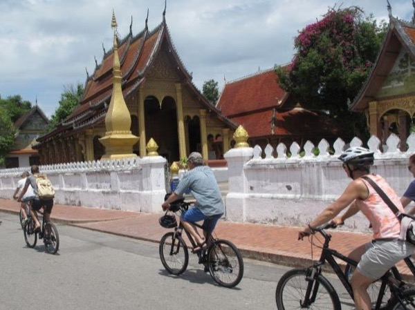 Luang prabang Cycling Tour