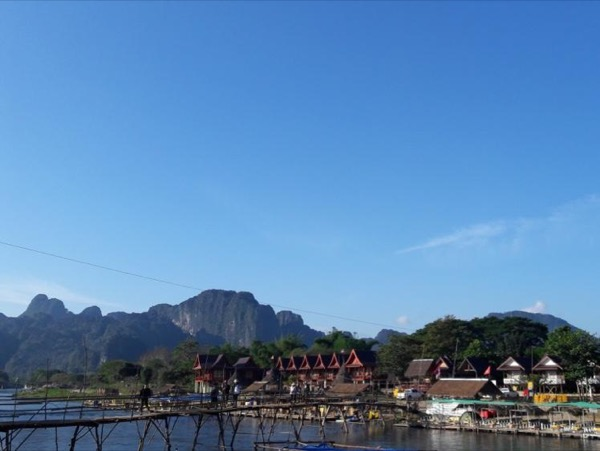Luang Prabang and Vang Vieng Tour