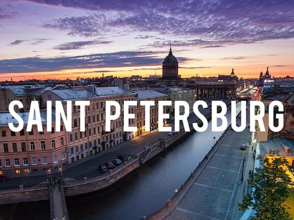 Street Art Tour around Saint-Petersburg