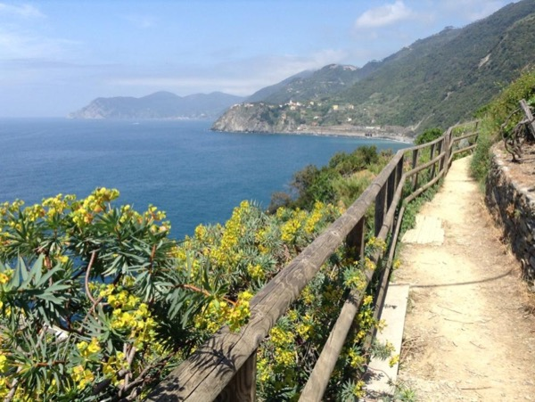 Cinque Terre - Hike in the Park