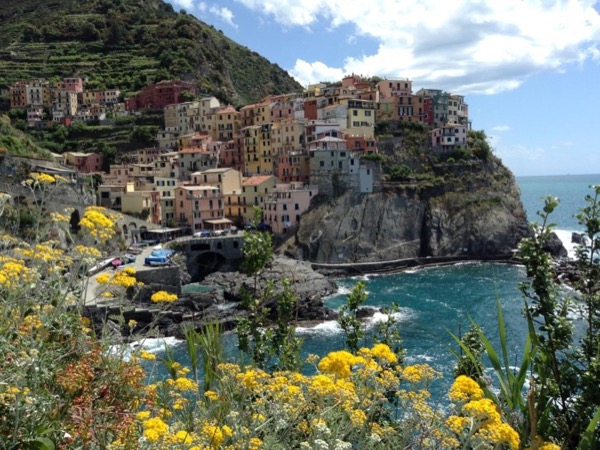 Cinque Terre for first time visitors from La Spezia / Pisa / Florence
