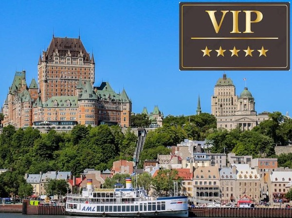 Quebec Special VIP Experience
