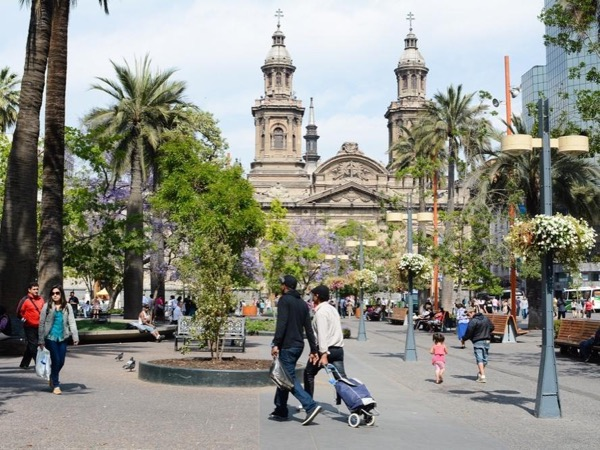 Santiago City tour with optional Airport Transfer