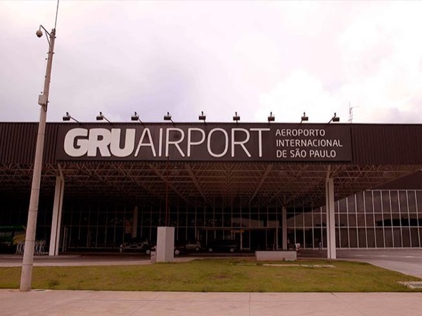 Transfer In or Out GRU Airport