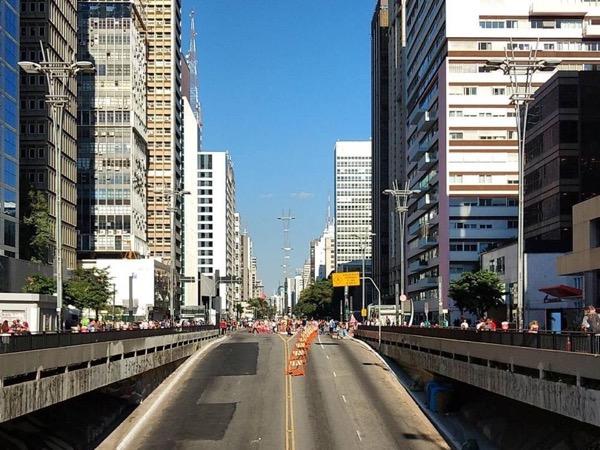 Private Paulista Avenue Walking Tour