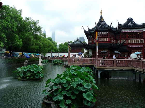 Classic One Day Private City Tour in Shanghai
