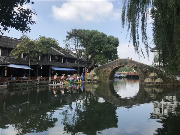 Zhouzhuang Water Village One Day Discovery