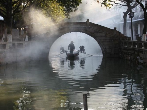 Water town of Tongli