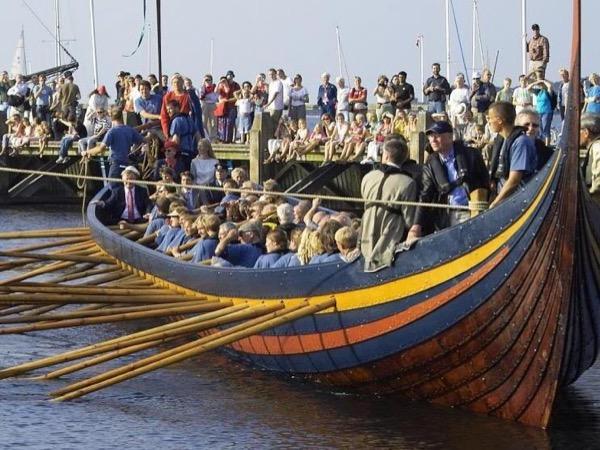 In the footsteps of the Vikings: 3 Hours Walking Tour of Aarhus