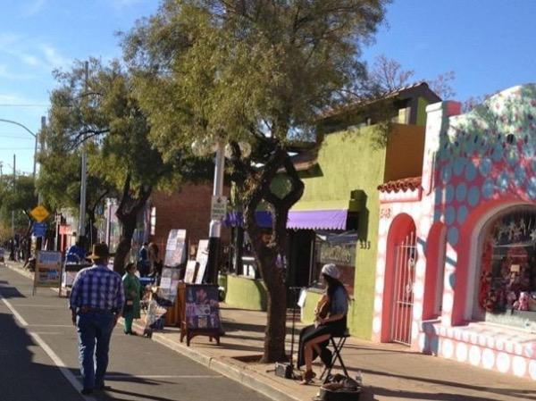 Downtown Tucson & Overview Tour