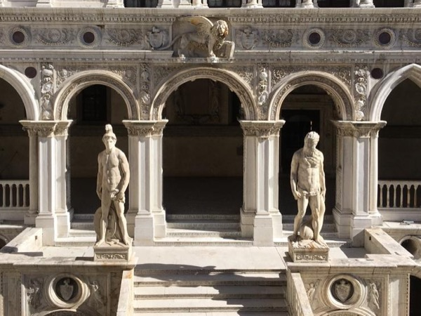 The Doge's Palace and St Mark's Basilica Private Tour