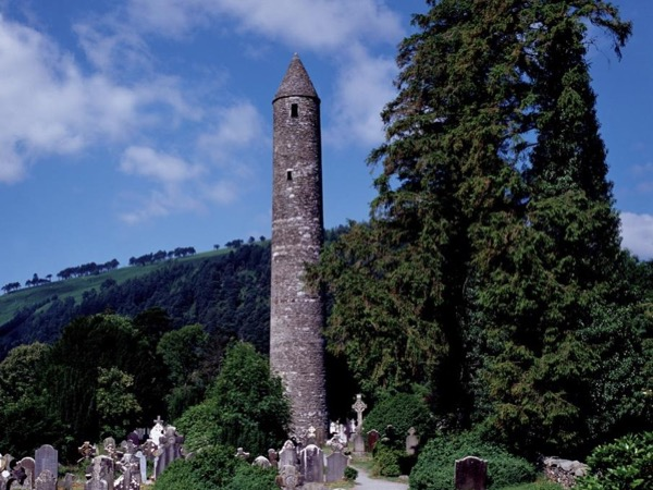 Wicklow and Glendalough - Private Tour