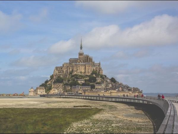 Private day-tour of Mont Saint Michel from Le Havre