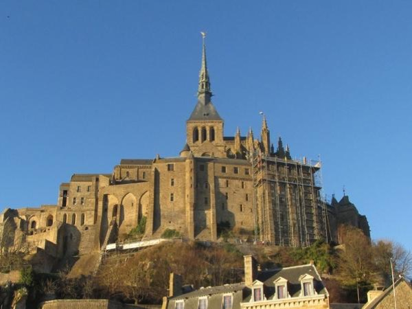 Private tour to Mont Saint Michel from Cherbourg