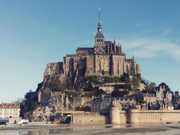 Private walking tour Mont Saint Michel