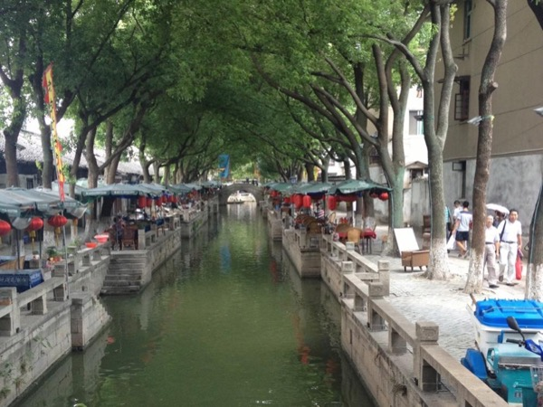Private Water Town Tongli Day Tour with private vehicle