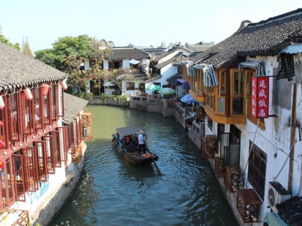 Half a day Private Water Town Zhujiajiao Tour