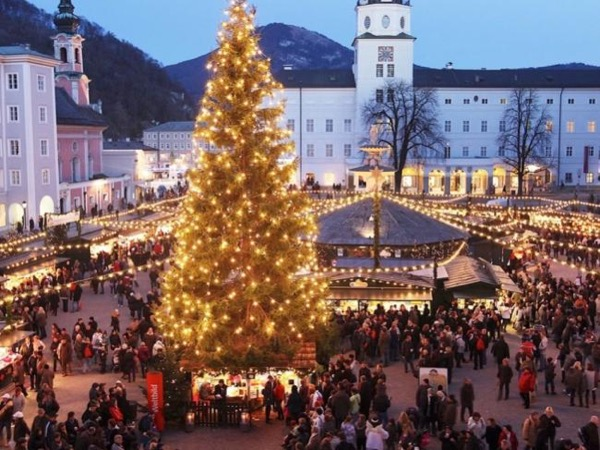 Salzburg Christmas Time.Salzburg Tours With Local Private Tour Guides