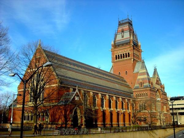 Tour of Harvard and MIT