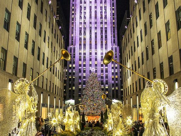 Christmas in New York!