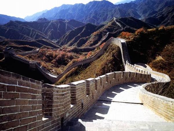 Mutianyu Great Wall and National Stadium Day Tour