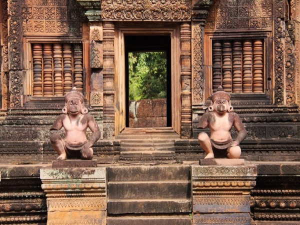 Angkor Siem Reap in 3 Days Private Tours