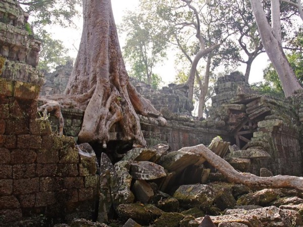 Private Angkor Wat temples in 2 Days