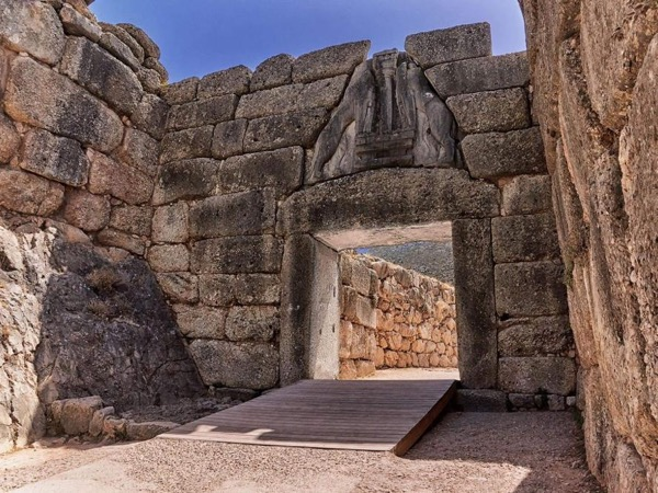 Private Tour to Mycenae and Nafplion from Athens
