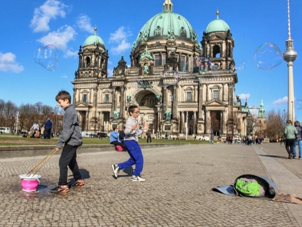 Berlin with kids - A private tour for your family.