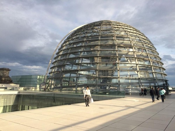 Reichstag visit. See the whole city of Berlin from the Parliament observation dome. Plus VIP city sights with a private guide.